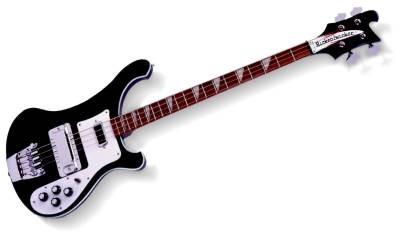 tu marca de guitarra preferida Rickenbacker-4003